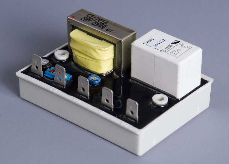 Controller TempGuard® Analog Control Line by Thermalogic